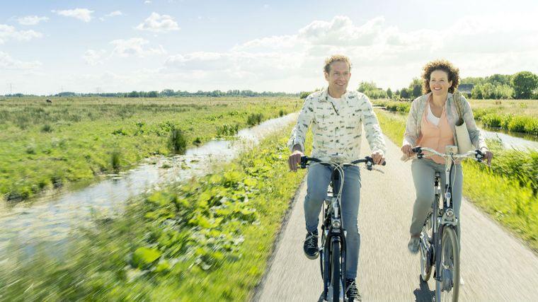 Fietsen: fietsroutes, knooppunten, elektrische fietsen en e-bike's ...