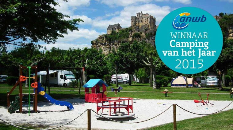 Camping Le Capeyrou