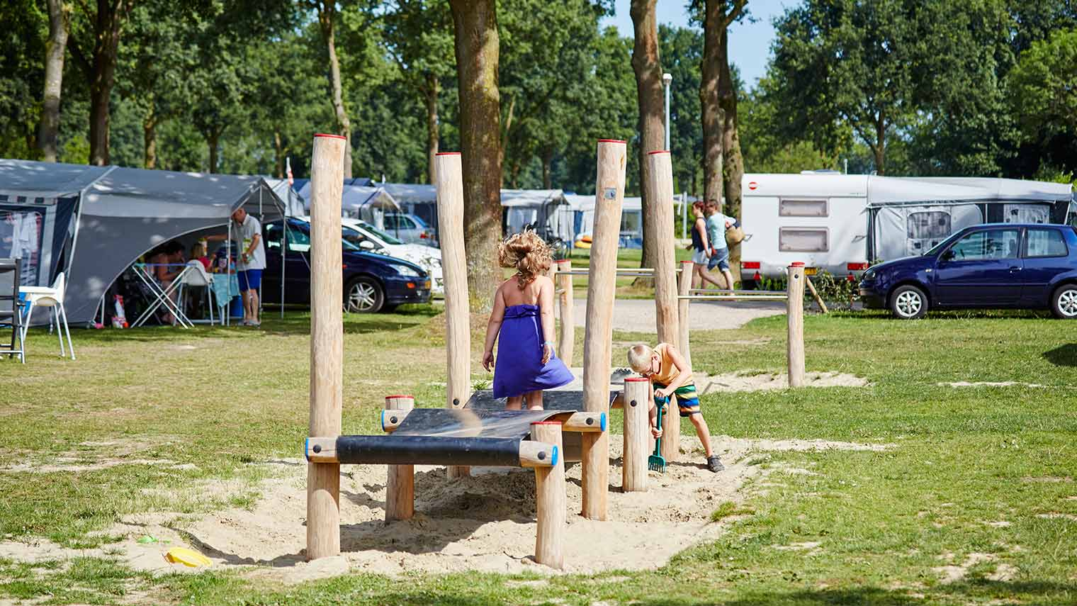 populaire campings nederland