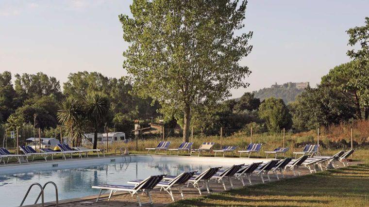 Camping Village Fabulous Lazio Italië ANWB Camping