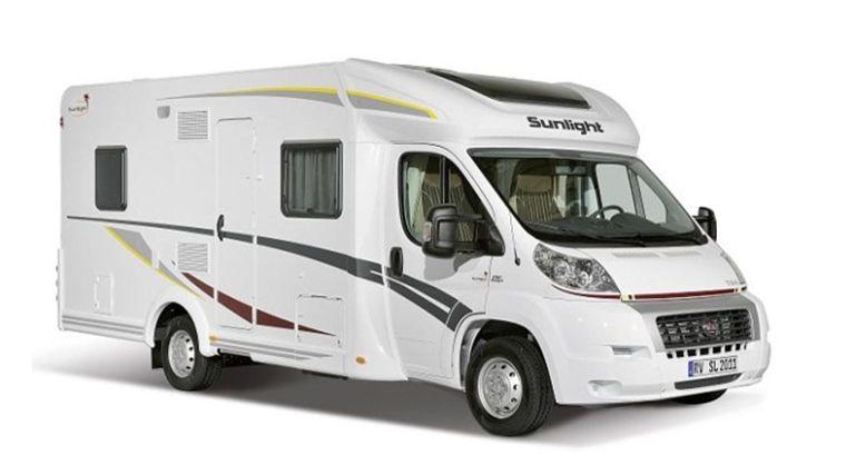 Badkamer Achterin Caravan : Top 10 populaire campers camper anwb