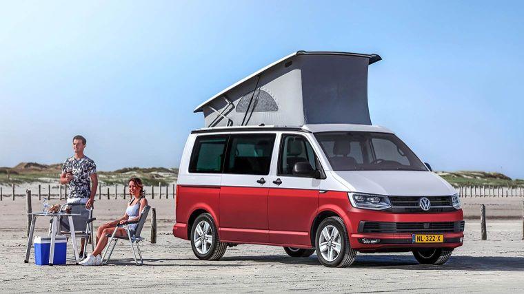 Ontdek De 5 Verleidingen Van Een Camper Anwb Samen Met Volkswagen