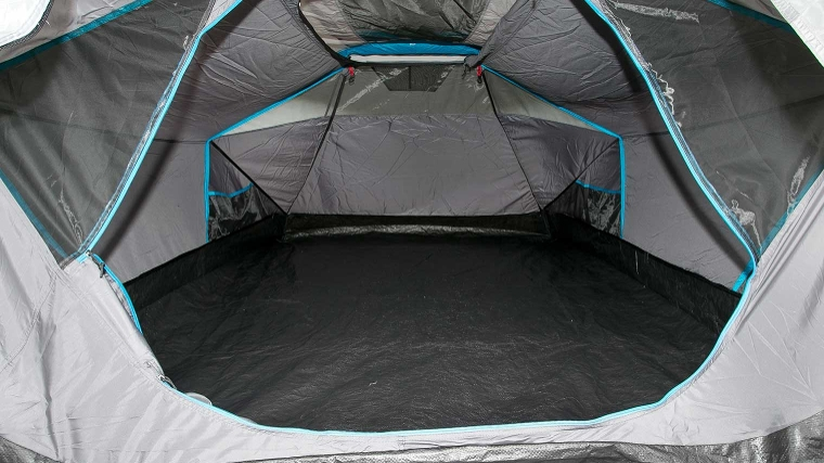 bijzettent getest  quechua tent air seconds xl2