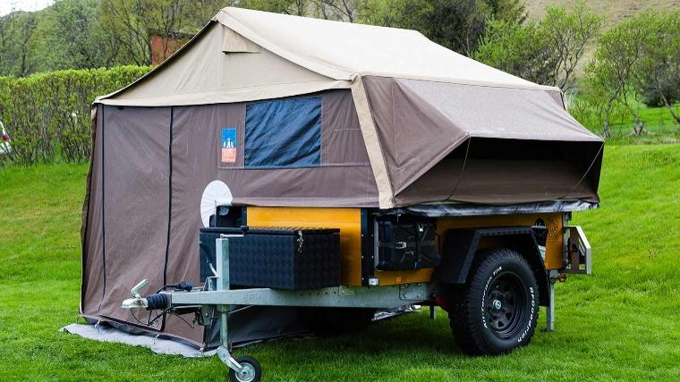 Onwijs Soorten vouwwagens - ANWB Kamperen DP-87