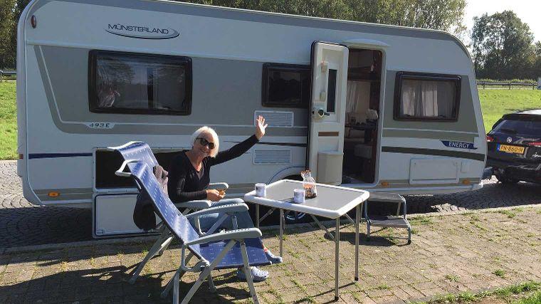 Caravan Kastje Badkamer : Lees de s van liza voor het eerst op stap met een caravan anwb