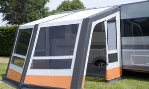 Modellen Voortent Caravan Anwb