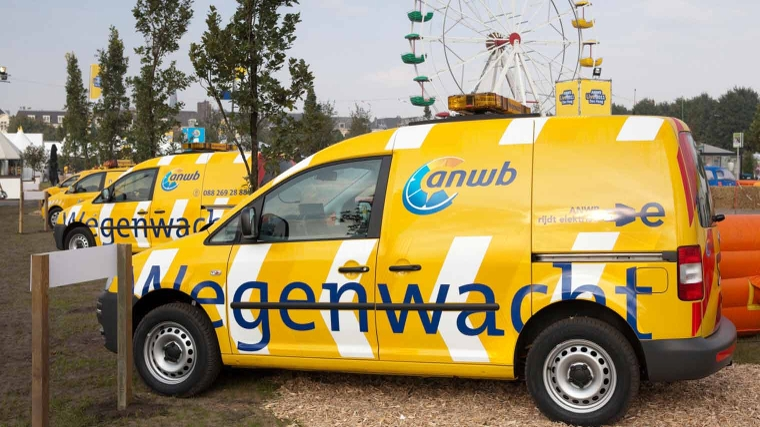 ANWB in beeld