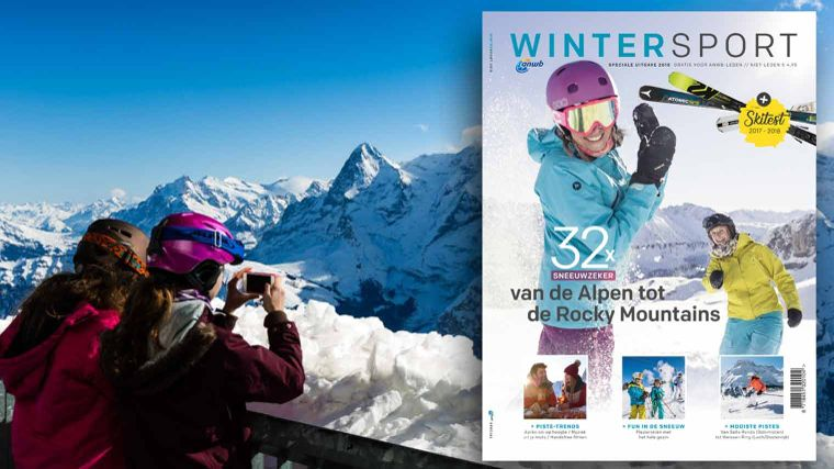 ANWB Wintersport Special 2018