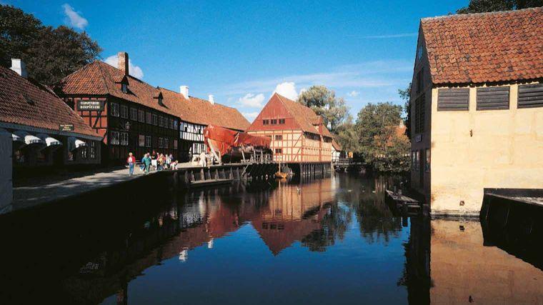 Tips Denemarken Bekijk Top 10 Bezienswaardigheden Anwb