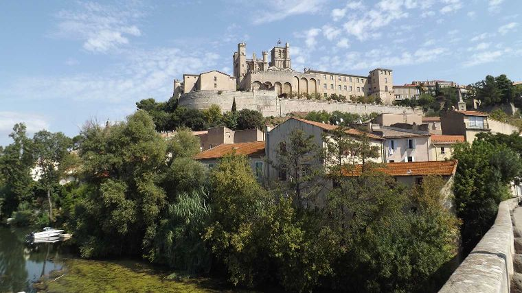 Campings in Languedoc-Roussillon