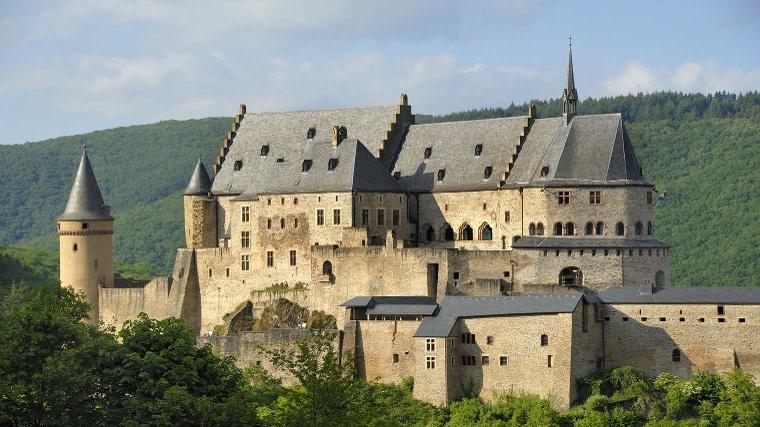 Top 10 bezienswaardigheden luxemburg for Vakantie luxemburg