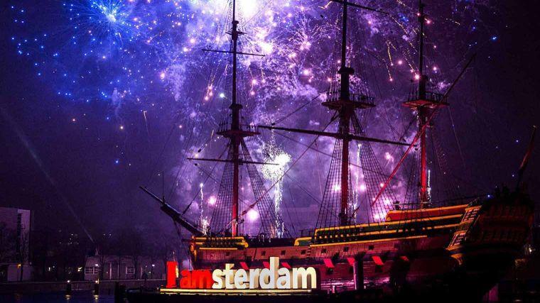 Oud en Nieuw Amsterdam - Bekijk hier de hotspots in A'dam