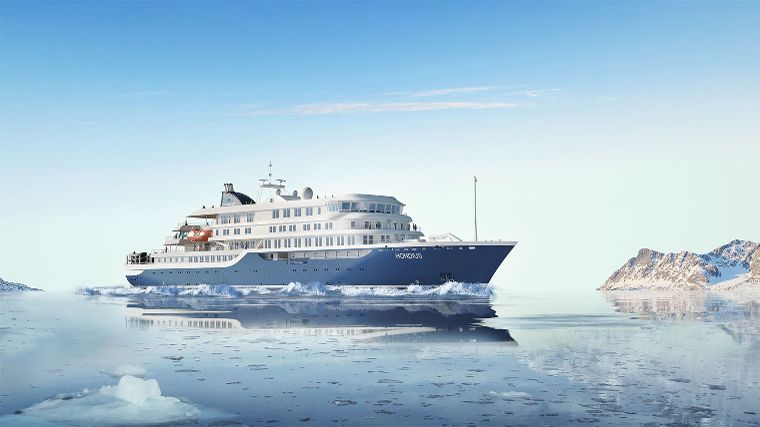 9-daagse expeditiecruise Spitsbergen va 3.590,-