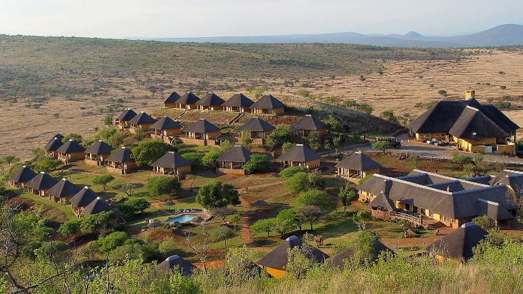De TOP-5 Luxe safari lodges in Zuid-Afrika, FOX verre reizen