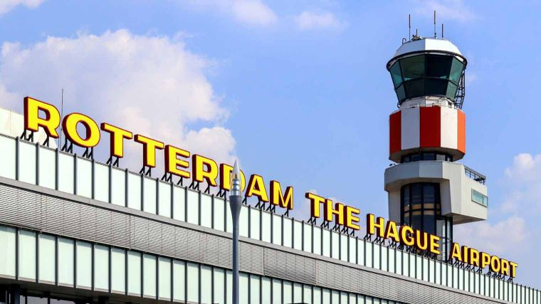 Rotterdam The Hague Aiport