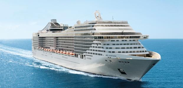 De 10 Grootste Cruiseschepen Ter Wereld