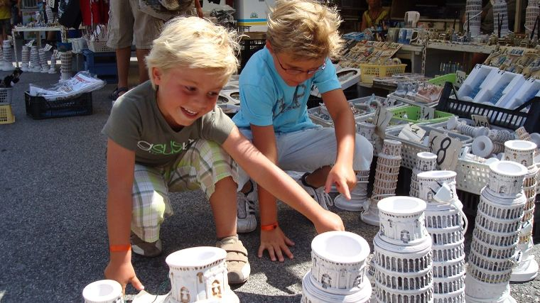 16-daagse rondreis Made in Italy met kids va 644,-