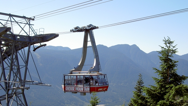 Rondreis Canada - Grouse Mountain