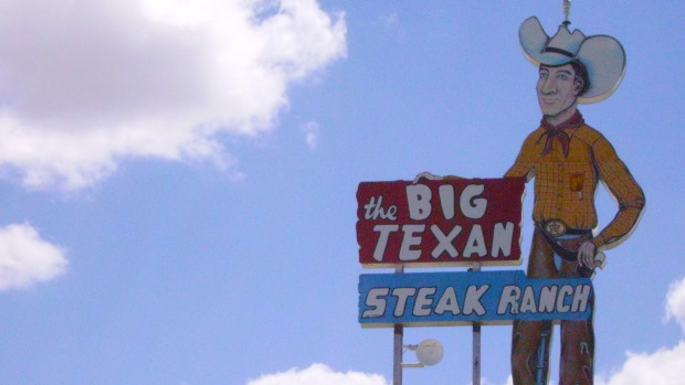 Rondreis Noord-Amerika - Texas Steak Ranch