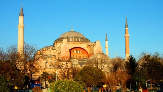 Paleis Naast Aya Sofia.Top 10 Bezienswaardigheden Istanbul Anwb Rondreis Turkije