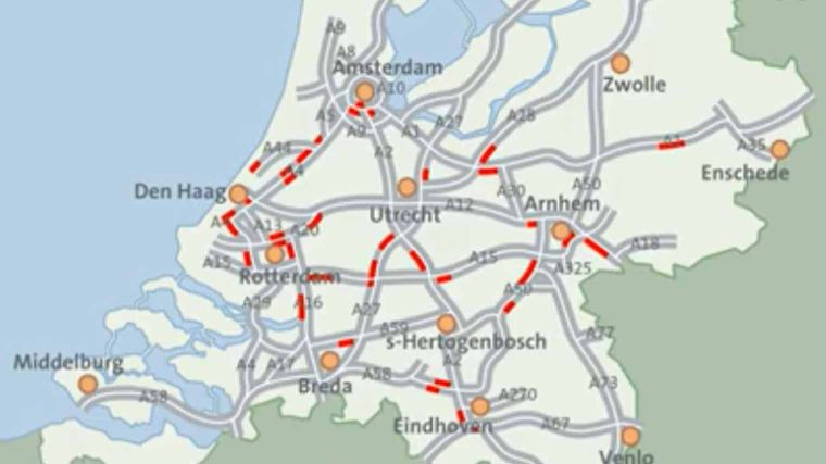 files belgie vandaag kaart Verkeersinformatie: files, flitsers en wegwerkzaamheden | ANWB
