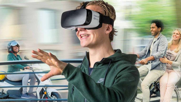 Streetwise Next level -virtual reality