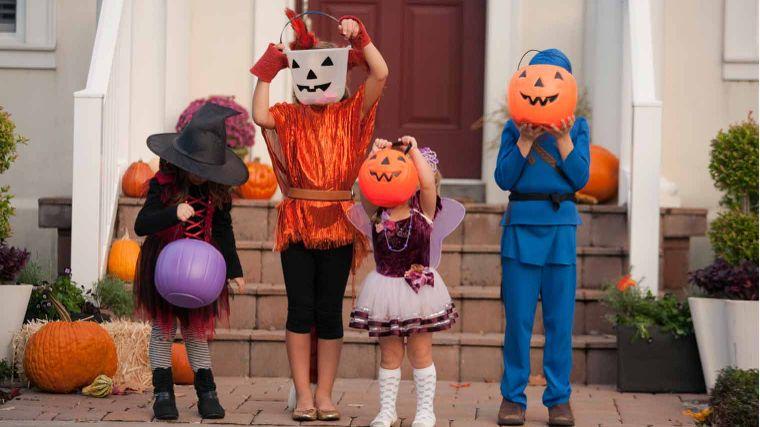 Wat Vieren Mensen Met Halloween.Halloween Anwb