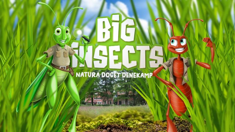 Big Insects Natura Docet met 1,50 korting