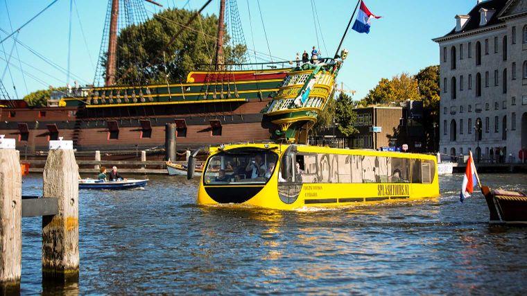 Splash Tours Rotterdam