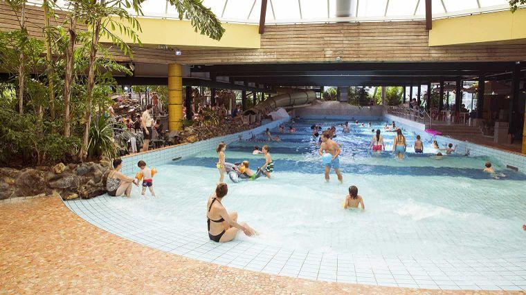 Het Vennenbos Zwembad.Test Subtropische Zwembaden 2018 Anwb