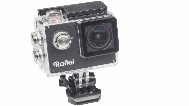 rollei action cam 425 action camera test 2016 anwb. Black Bedroom Furniture Sets. Home Design Ideas