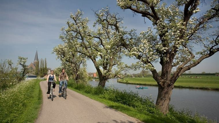 3-daags fietsarrangement door de Betuwe va 99,-