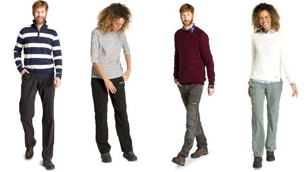 951e6809d15 Je hebt een kast vol broeken, dus waarom ook nog een wandelbroek? Wat zijn  de voordelen ten opzichte van een spijkerbroek? Het antwoord is simpel:  comfort.