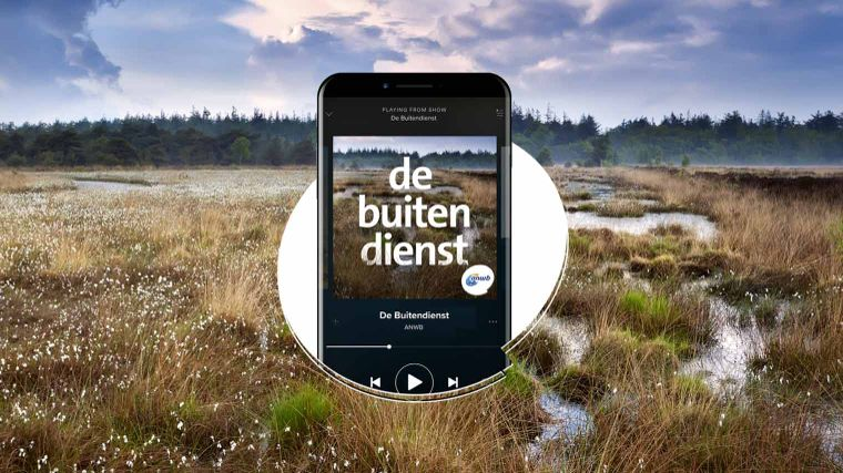 Podcast 'De Buitendienst'