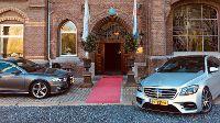 Dubbeltest Mercedes-Benz S-Klasse vs. Audi A8