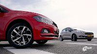 Dubbeltest VW Polo Beats versus Ford Fiesta Vignale