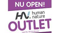 Nieuw: Human Nature Outlet Alkmaar