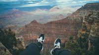 Fotowedstrijd: mijn voeten op reis