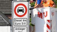 Dieselverbod Hamburg sinds donderdag 31 mei