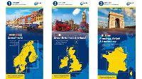 Gratis routekaarten weer in ANWB Winkels