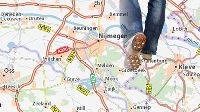 Files rond Nijmegen bij intocht Vierdaagse