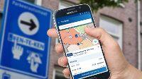 Parkeer makkelijker en goedkoper met een app