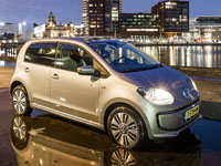 volkswagen e-up! elektrische autos 2015