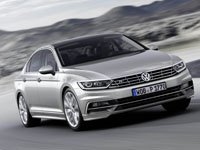 VW Passat Plug-in hybrid