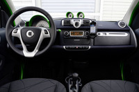dashboard smart electric drive