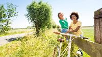 100 extra rustpunten voor fietsers in Zuid-Holland