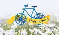 Win een fietsarrangement met #fietsmoment