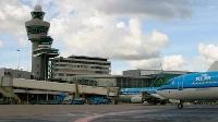Vertragingen en annuleringen op Schiphol door storm