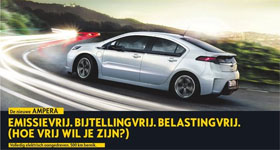 Reclame Opel Ampera Misleidend Anwb Elektrisch