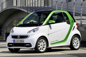 Smart Fortwo Electric Drive Test Van De Anwb